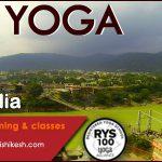 100 Hr. Yoga Teacher Training in Rishikesh