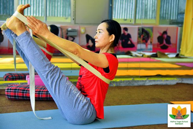 yoga schools in india