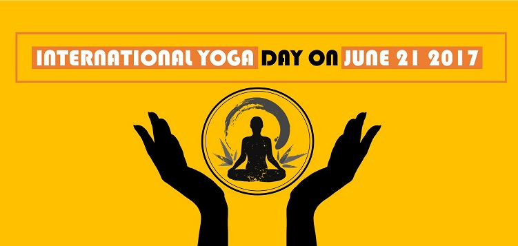 International Yoga Day on June 21 2017