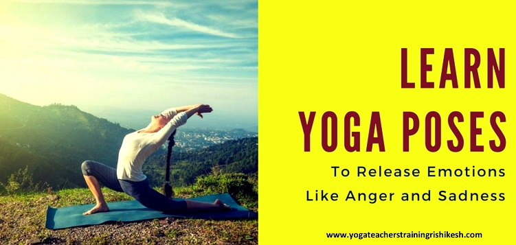 Learn Yoga Poses to Release Emotions Like Anger and Sadness