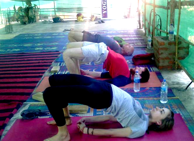 300 hour yoga teacher training in Dharamsala