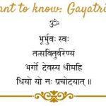 Yoga Chant to Know: Gayatri Mantra