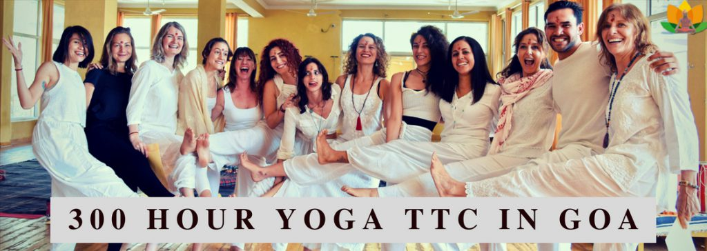 300 HOUR YOGA TTC IN GOA