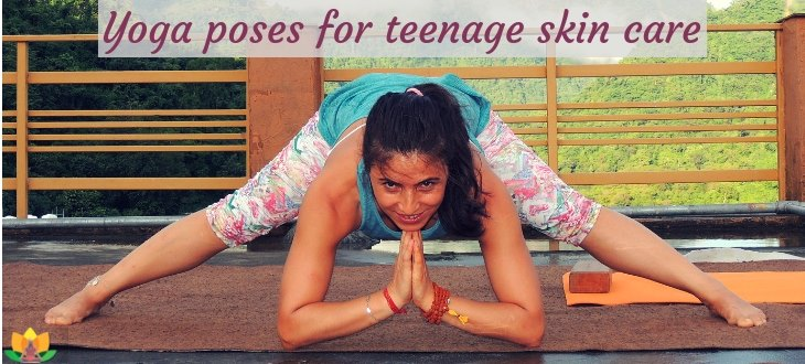 yoga poses for teenagers